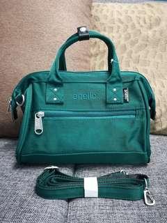 Authentic Anello Boston Sling Bag