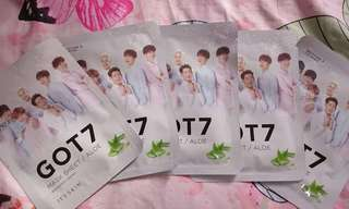 ItSkin GOT7 Facemask