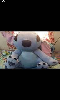 Stitch Stuffed Toys Lifesize