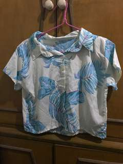 Feather top (Summer Top)