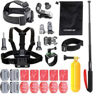 GoPro Accessories 30in1