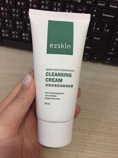 🚚 全新✨輕鬆美膚 清透保濕氨基酸洗面霜 80ml