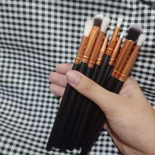 8pcs eye brush set