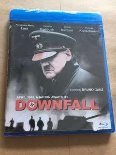 (Brand new) Downfall Blu Ray