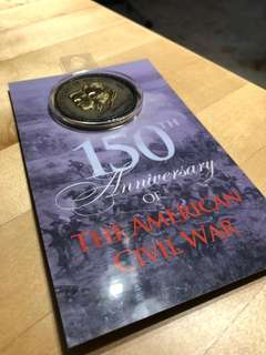 150th Anniversary of The American Civil War