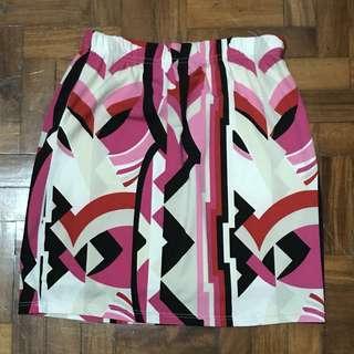 Geometrical Skirt