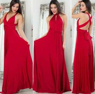Repriced Evening Dress / Long Gown