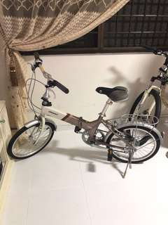 foldable bicycle (from Taiwan)