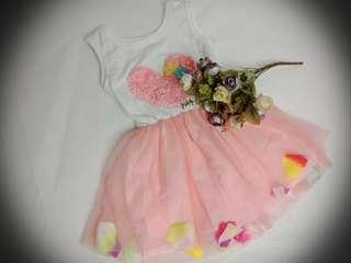 Sweet love kids dress