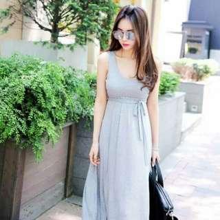 Korean Maxi Dress