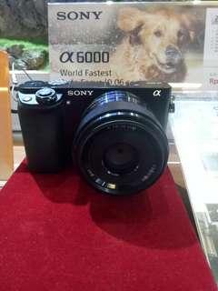 Kredit Camera Sony α6000 Proses Acc 3 Menit
