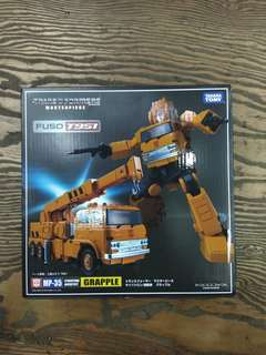 Transformers Masterpiece GRAPPLE MP-35