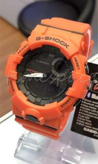 CASIO G-SHOCK Bluetooth GBA-800-4A (藍牙)