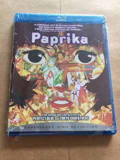 (Brand new) Paprika Blu Ray