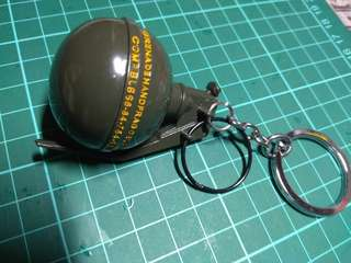 Pubg  鎖匙扣 手榴彈