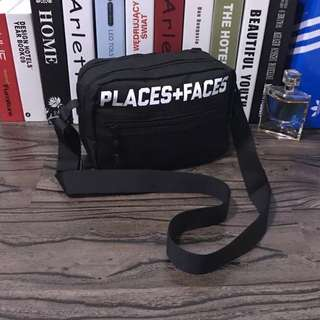 3M Reflective Places+ Faces sling bag (Brand new and instocks)