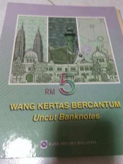Rm5 3 in 1 uncut with folder 7th series
