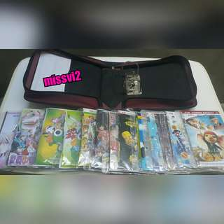 Take All DVD Edisi 1 Kombinasi Anime/Kartun Serial & Lepas