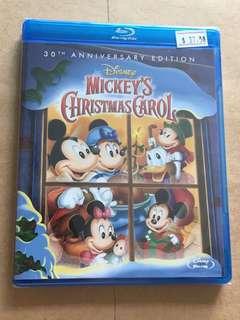 (Brand new) Mickey's Christmas Carols 30th Anniversary Edition