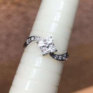 14K 鑽石戒指 Diamond ring