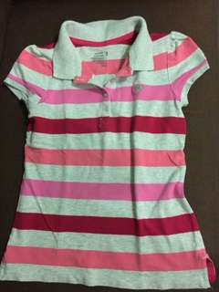 Old Navy Stripe polo shirt