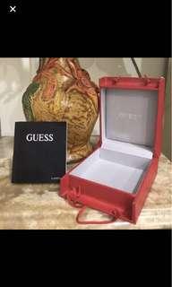Kotak Guess ori