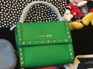 🚚 綠色MK側背/斜背/手提包