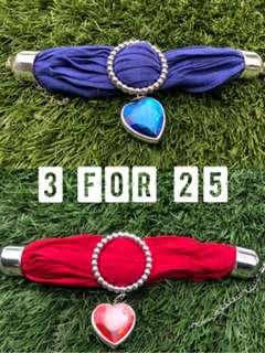 Handmade short bracelet
