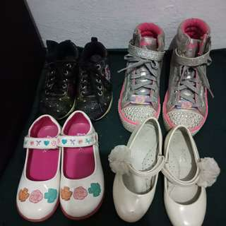 Baby girl preloved shoes