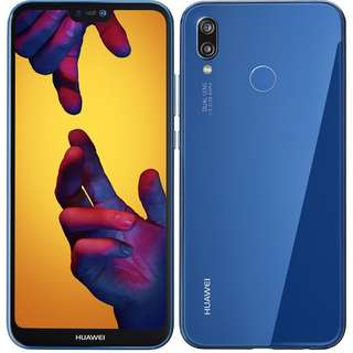 Huawei P20  (Used 10/10 Mint Condition) Fullset