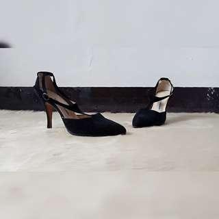 Manolo Blahnik T- strap Sandals