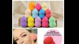 Make up sponge beauty for bleding (liquid, cream, powder)