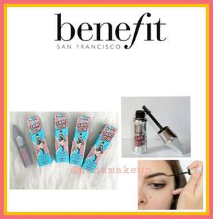 SAMPLE SIZE BENEFIT GIMME BROW