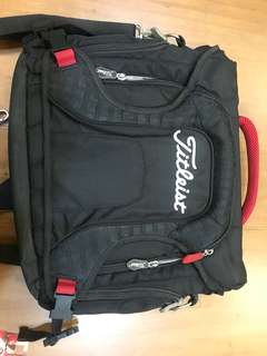 Titliest laptop bag and convertible backpack
