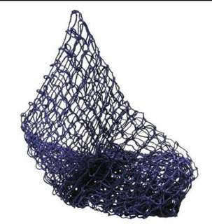 Nautical Theme Fishing Net Decor.