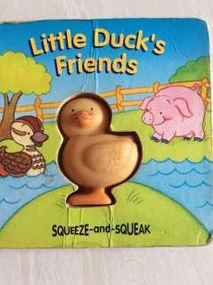 #Blessing Little duck's Friend