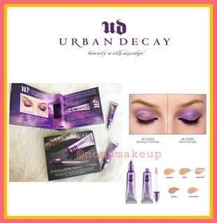 SAMPLE SIZE URBAN DECAY EYESAHDOW PRIMER POTION