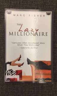 "Book ""The Lazy Millionaire"""