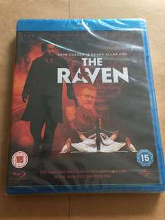 (Brand New) The Raven Blu Ray