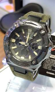 CASIO G-SHOCK TOUGH SOLAR GST-S130BC-1A3 (太陽能)