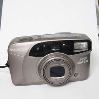 Fujifilm Zoom Cardia Super Wide 328 Film Camera