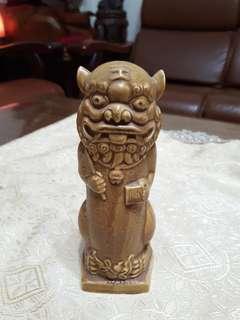 金門陶瓷風獅爺