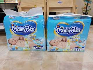 Mamypoko S68 Tape Diapers