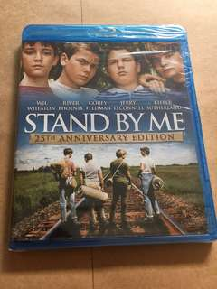 (Brand New) Stand By Me 25th Anniversary Edition Blu Ray