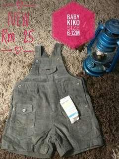 🆕Overall Baby Kiko