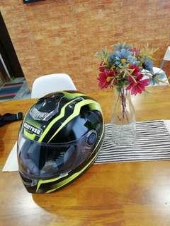 Grayfosh helmet fullface