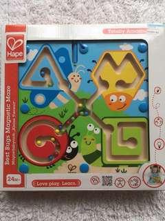 Hape Magnetic Maze