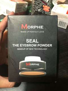 Morphe Eyebrow Powder