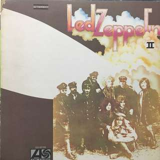 Led Zeppelin vinyl record Lp
