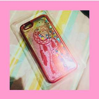 Dream Catcher with moving glitters case for Iphone 6/6s 💕